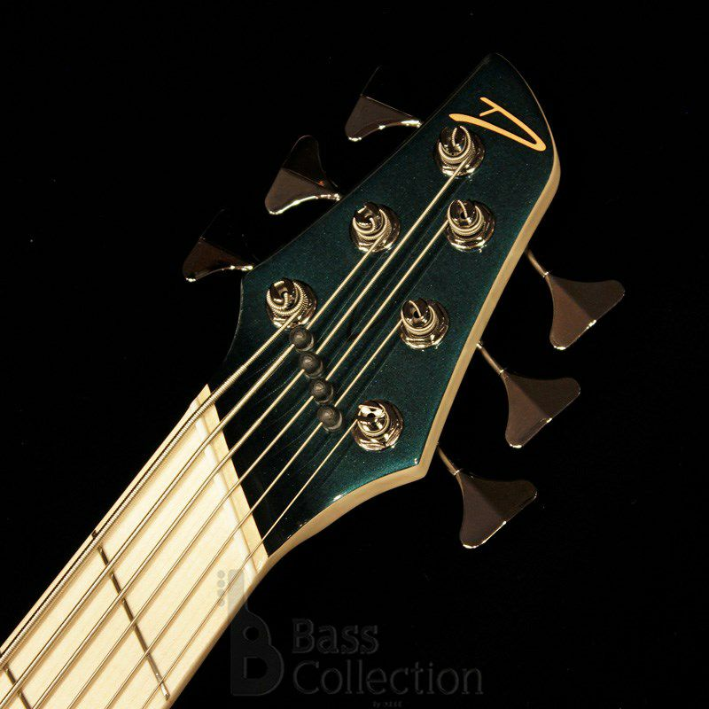 NG-3 6st / AdamNolly Getgood Signature Model (Black Forest Green)_7