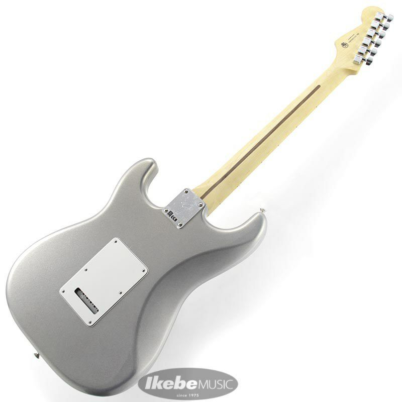 Player Stratocaster HSS (Silver/Maple)[Made In Mexico]_3