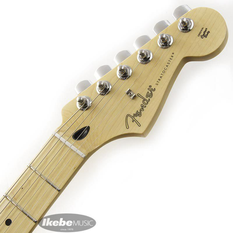 Player Stratocaster HSS (Silver/Maple)[Made In Mexico]_9
