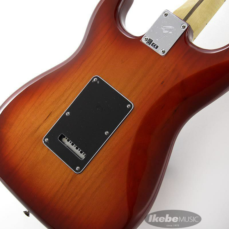 Player Stratocaster Plus Top (Aged Cherry Burst/Maple) [Made In Mexico]_8
