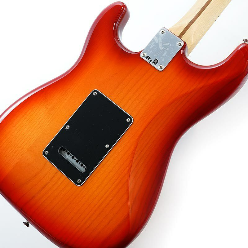 Player Stratocaster HSS Plus Top (Aged Cherry Burst/Maple) [Made In Mexico]_8