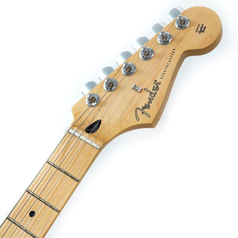Player Stratocaster HSS Plus Top (Aged Cherry Burst/Maple) [Made In Mexico]_9