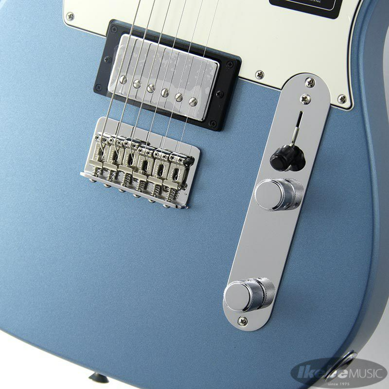 Player Telecaster HH (Tidepool/Maple) [Made In Mexico]_5