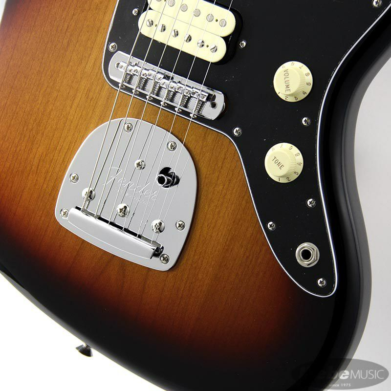 Player Jazzmaster (3 Color Sunburst) [Made In Mexico]_5