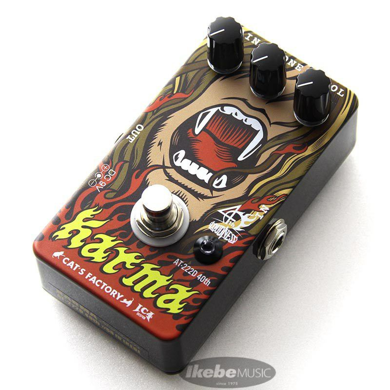 AT-222D 40th KARMA Scream [Loudness 40th Anniversary Special Edition]_1