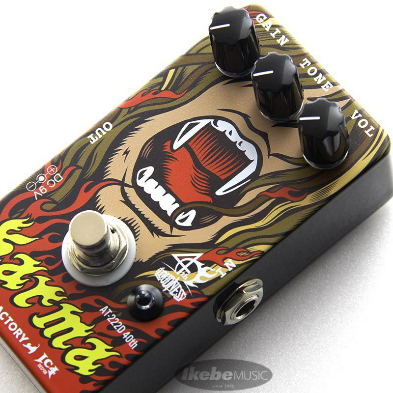 AT-222D 40th KARMA Scream [Loudness 40th Anniversary Special Edition]_2