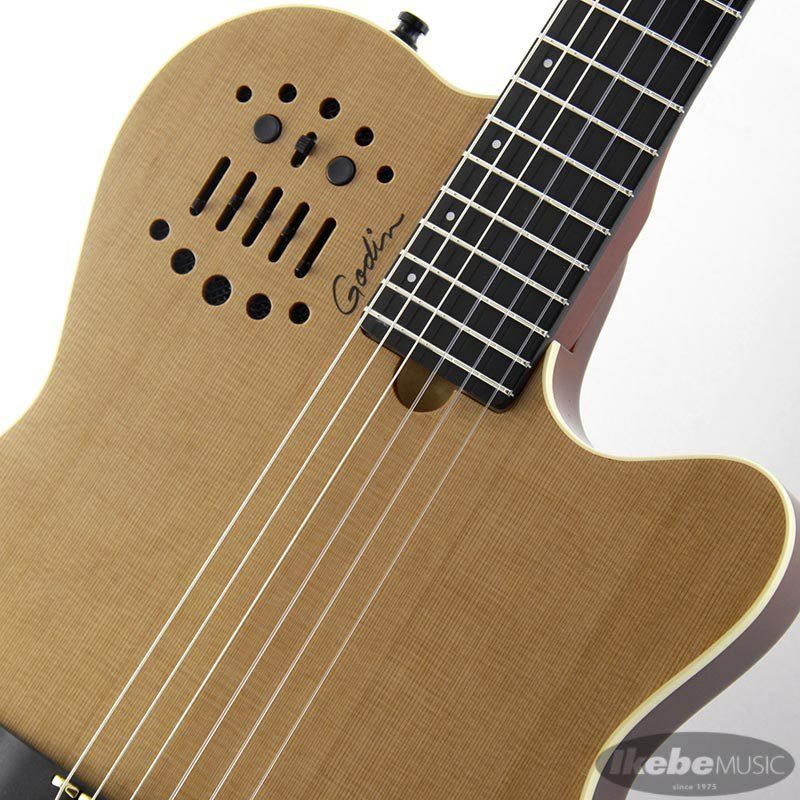 ACS Nylon (Synth Acces) Natural FAT NECK 最新生産品_4