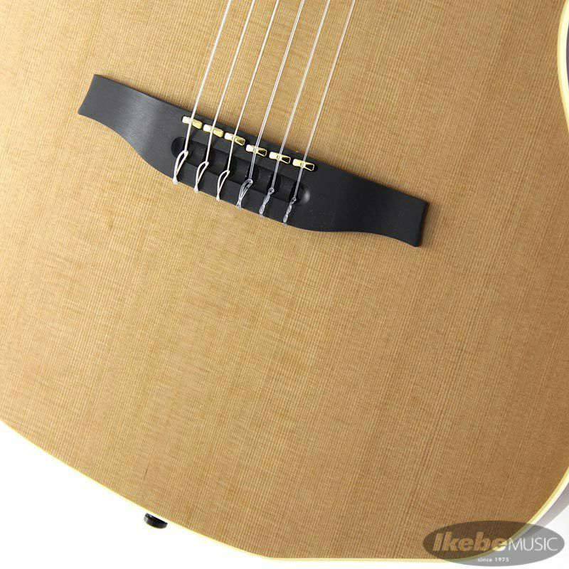 ACS Nylon (Synth Acces) Natural FAT NECK 最新生産品_5