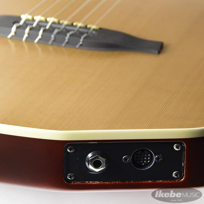 ACS Nylon (Synth Acces) Natural FAT NECK 最新生産品_10
