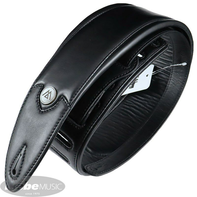 BASS Padded Strap (Black & Silver Parts) [LM74BS]_1