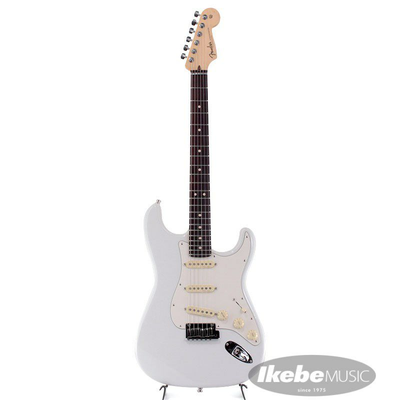 Artist Collection Jeff Beck Stratocaster (Olympic White)_2