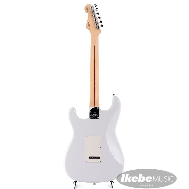 Artist Collection Jeff Beck Stratocaster (Olympic White)_3