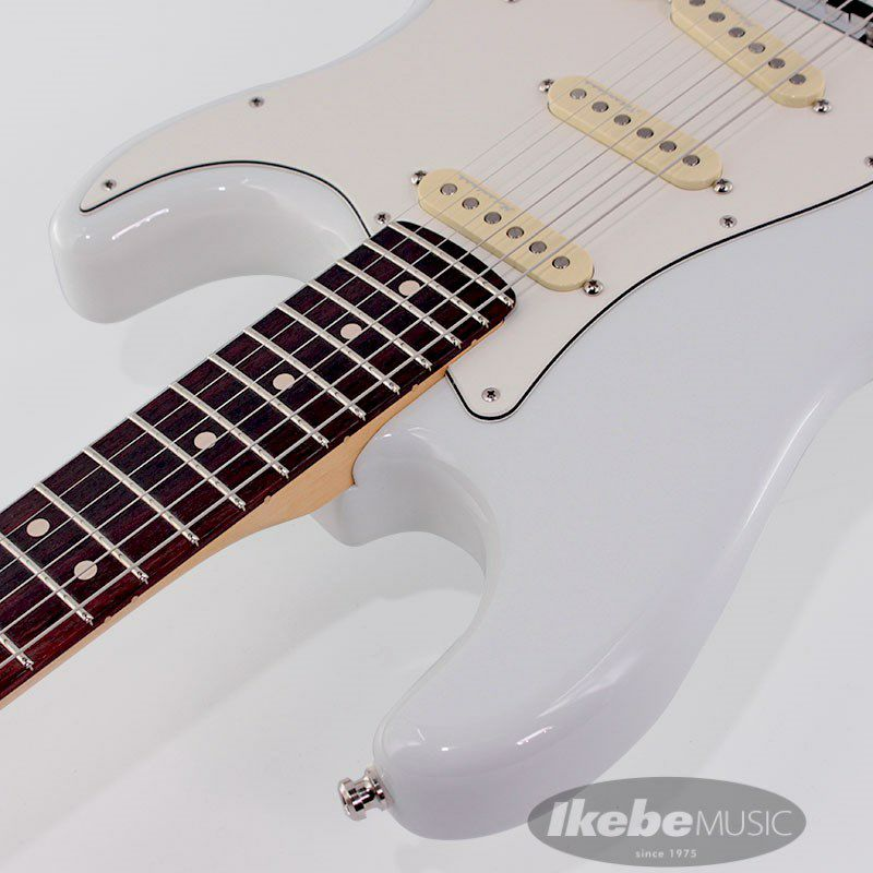 Artist Collection Jeff Beck Stratocaster (Olympic White)_9
