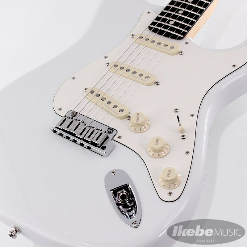 Artist Collection Jeff Beck Stratocaster (Olympic White)_10