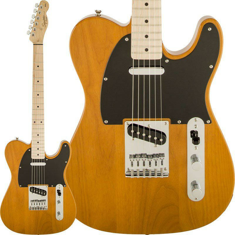 Affinity Series Telecaster (Butterscotch Blonde/Maple Fingerboard)_1