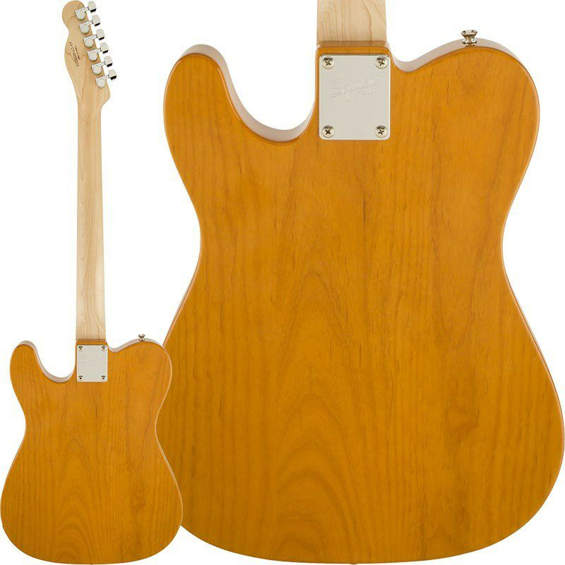 Affinity Series Telecaster (Butterscotch Blonde/Maple Fingerboard)_2