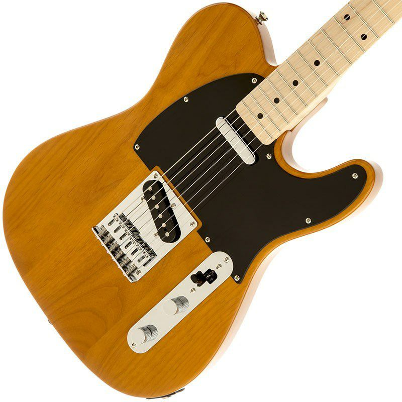 Affinity Series Telecaster (Butterscotch Blonde/Maple Fingerboard)_3