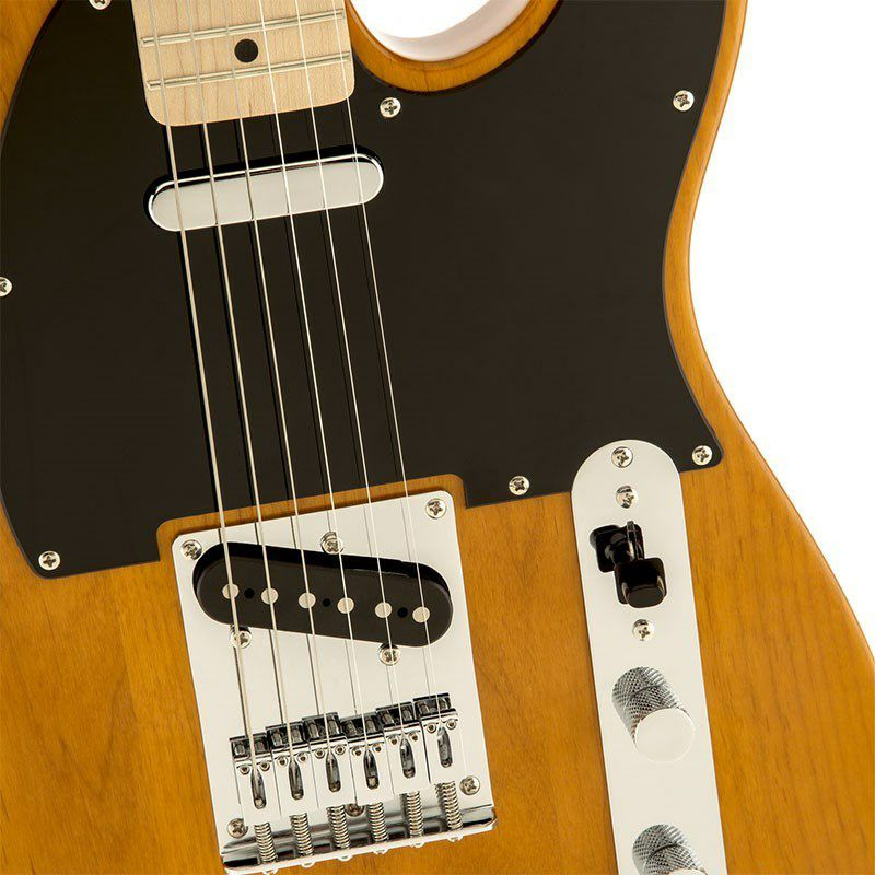 Affinity Series Telecaster (Butterscotch Blonde/Maple Fingerboard)_4