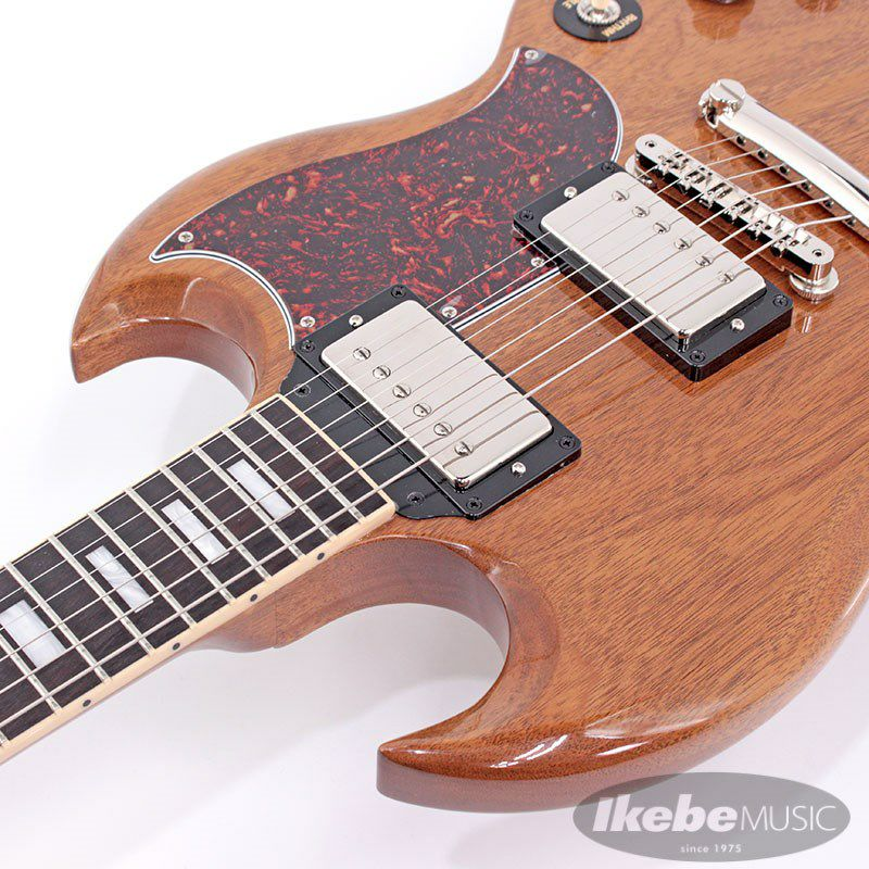 Limited Edition SG Standard with T-Type (Walnut/Tortoise Pickguard)_7