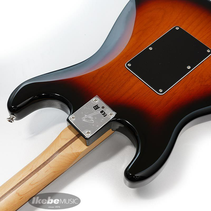 Player Stratocaster with Floyd Rose HSS (3-Color Sunburst/Pau Ferro) [Made In Mexico]_7