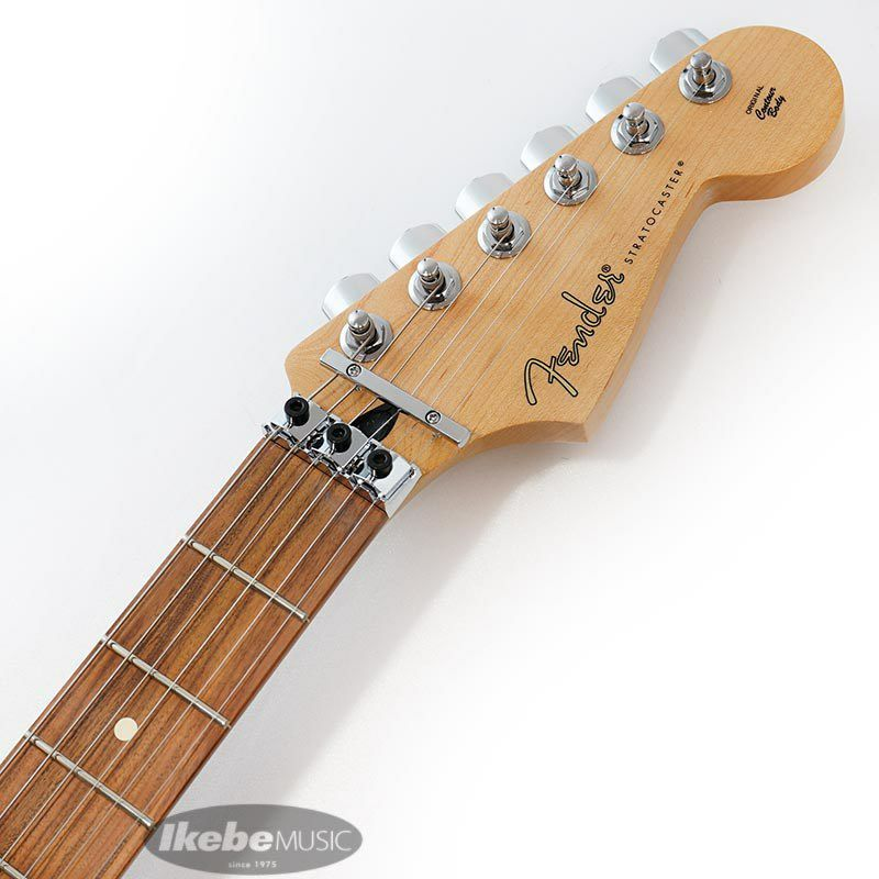 Player Stratocaster with Floyd Rose HSS (3-Color Sunburst/Pau Ferro) [Made In Mexico]_9