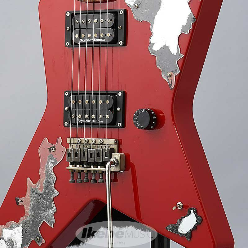 RANDOM STAR THE RED LEGACY (Distressed Red) 【中古】_7