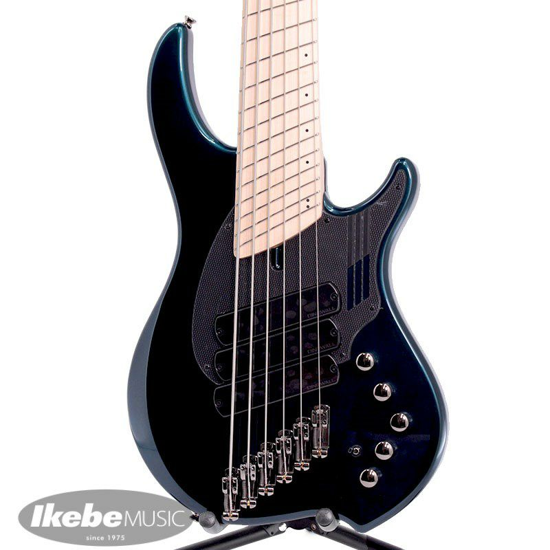 NG-3 6strings Adam Nolly Getgood Signature Model (Black Forest Green)  #09899_1