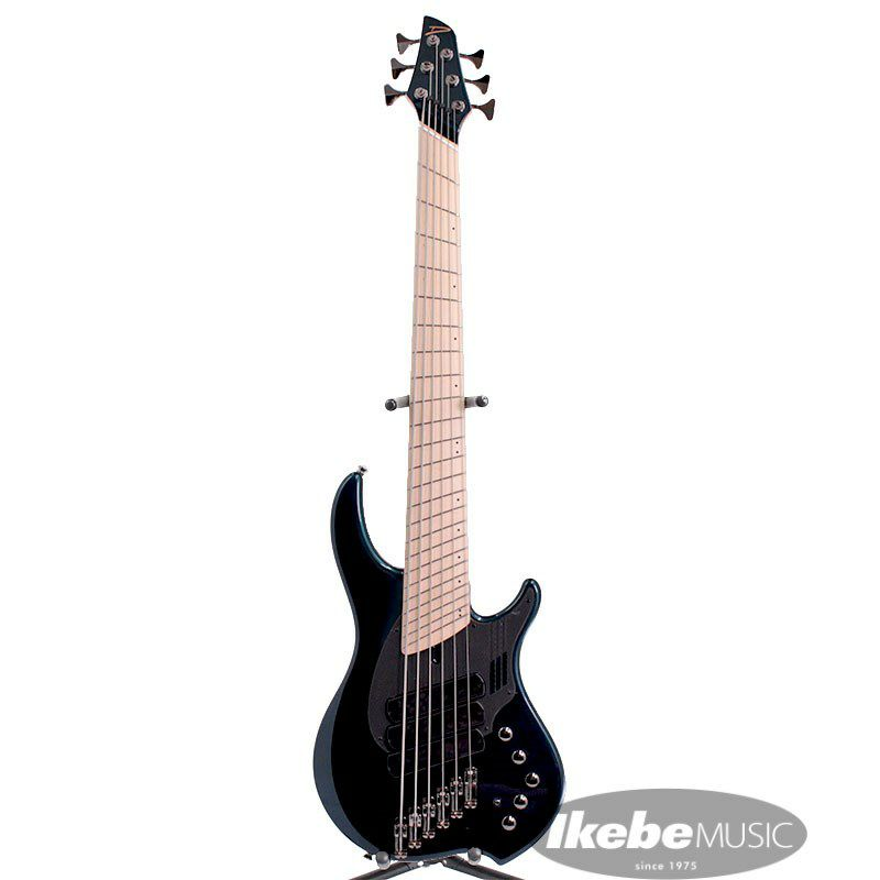 NG-3 6strings Adam Nolly Getgood Signature Model (Black Forest Green)  #09899_2