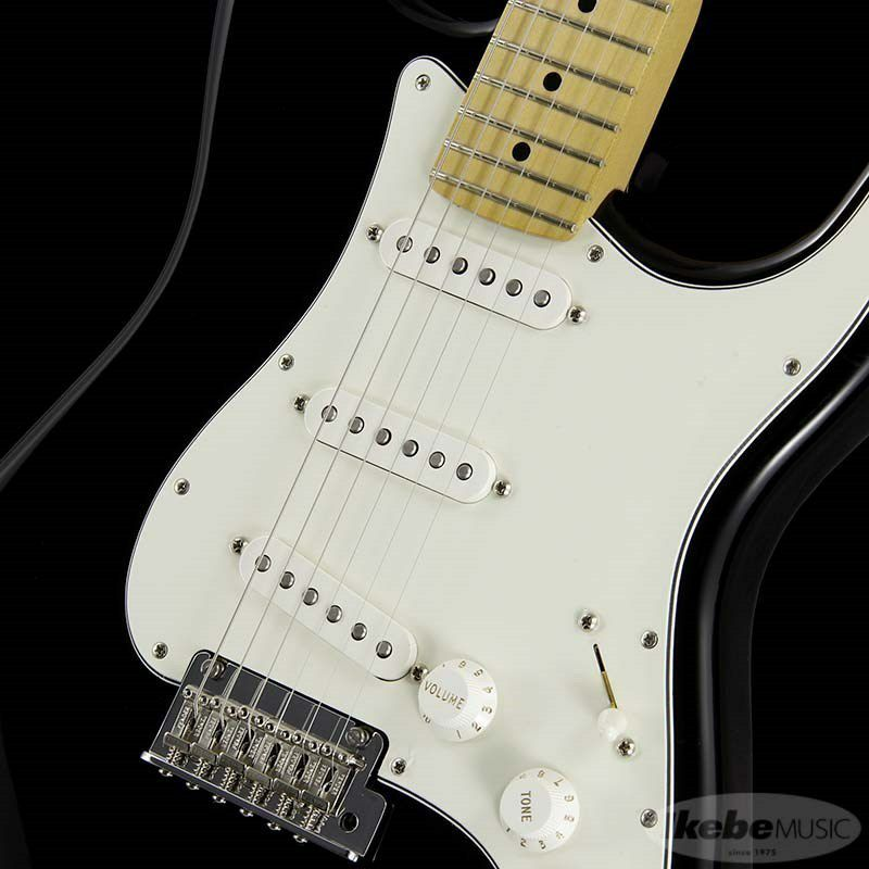Player Stratocaster (Black/Maple) [Made In Mexico] 【特価】_4