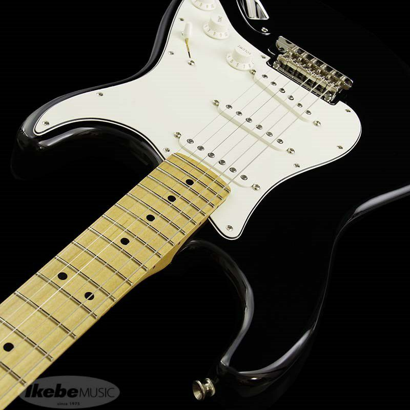 Player Stratocaster (Black/Maple) [Made In Mexico] 【特価】_6