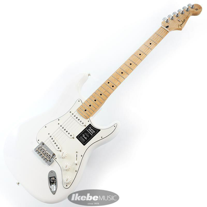Player Stratocaster (Polar White/Maple) [Made In Mexico] 【特価】_2