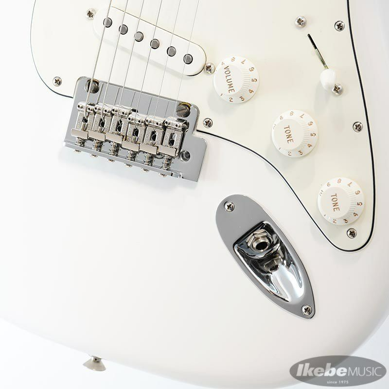 Player Stratocaster (Polar White/Maple) [Made In Mexico] 【特価】_5