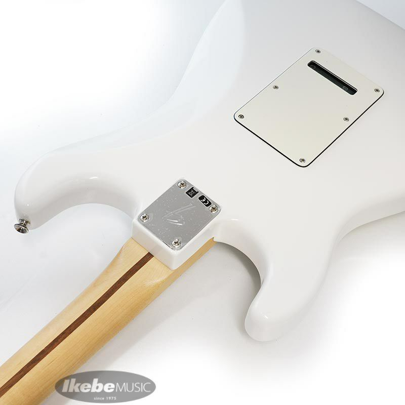 Player Stratocaster (Polar White/Maple) [Made In Mexico] 【特価】_7