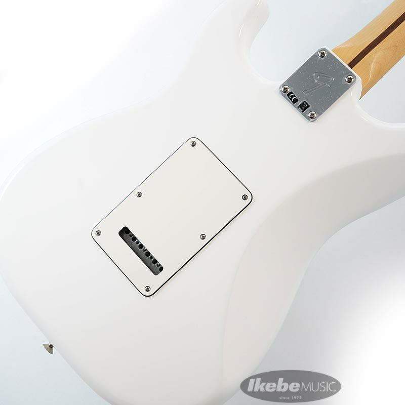 Player Stratocaster (Polar White/Maple) [Made In Mexico] 【特価】_8