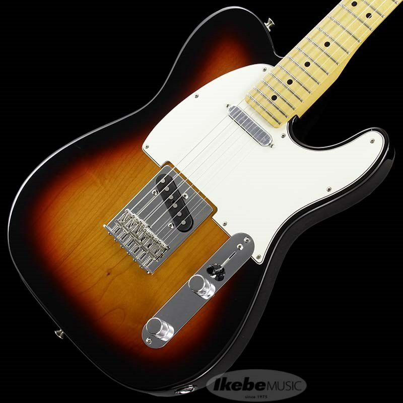 Player Telecaster (3-Color Sunburst/Maple) [Made In Mexico] 【特価】_1