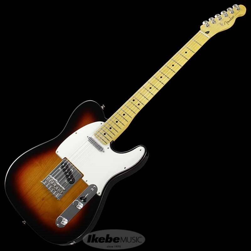 Player Telecaster (3-Color Sunburst/Maple) [Made In Mexico] 【特価】_2