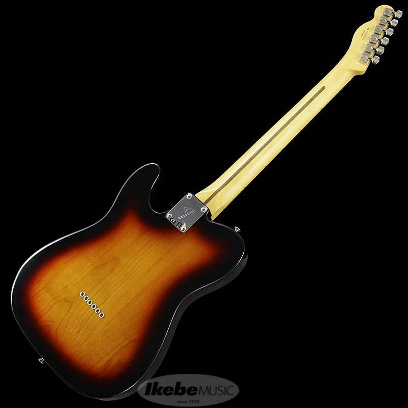 Player Telecaster (3-Color Sunburst/Maple) [Made In Mexico] 【特価】_3