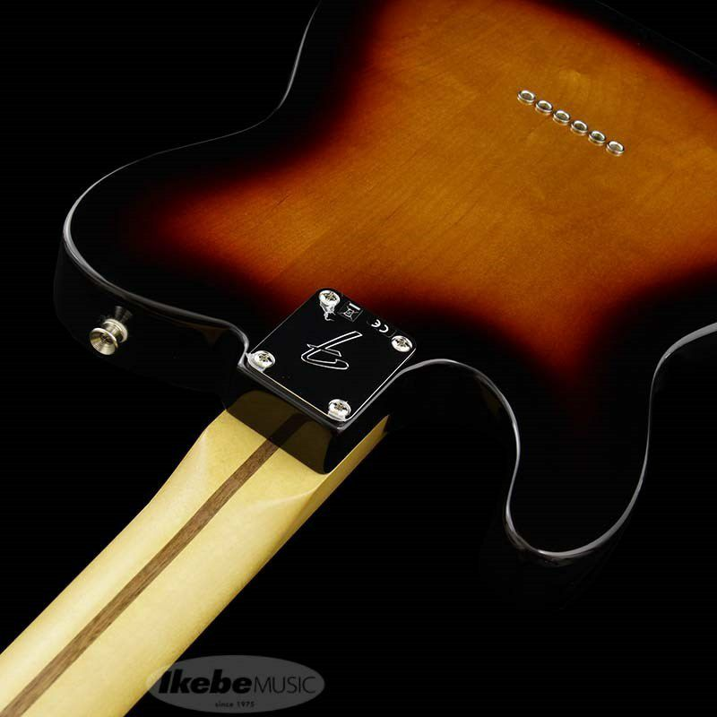 Player Telecaster (3-Color Sunburst/Maple) [Made In Mexico] 【特価】_7