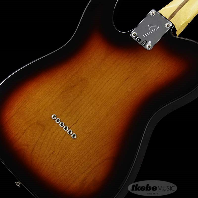 Player Telecaster (3-Color Sunburst/Maple) [Made In Mexico] 【特価】_8