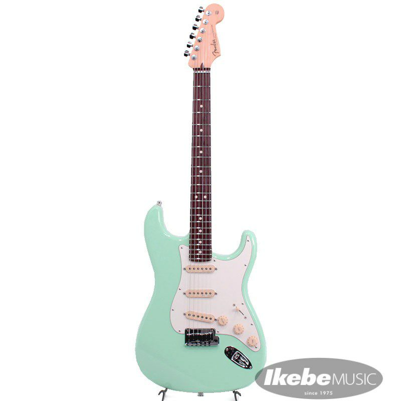 Artist Collection Jeff Beck Stratocaster (Surf Green)_2