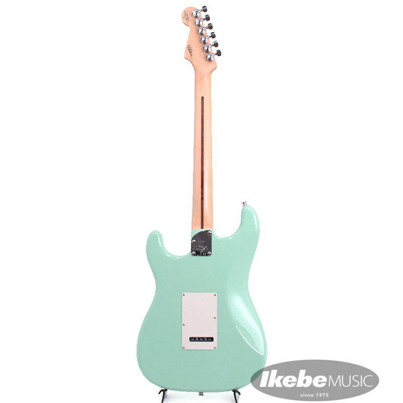 Artist Collection Jeff Beck Stratocaster (Surf Green)_3