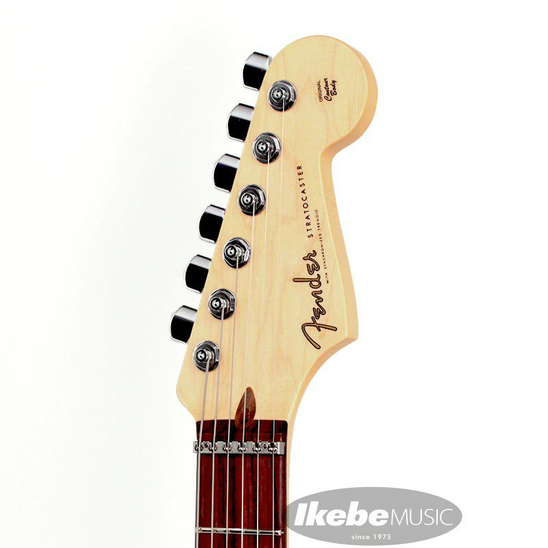 Artist Collection Jeff Beck Stratocaster (Surf Green)_4