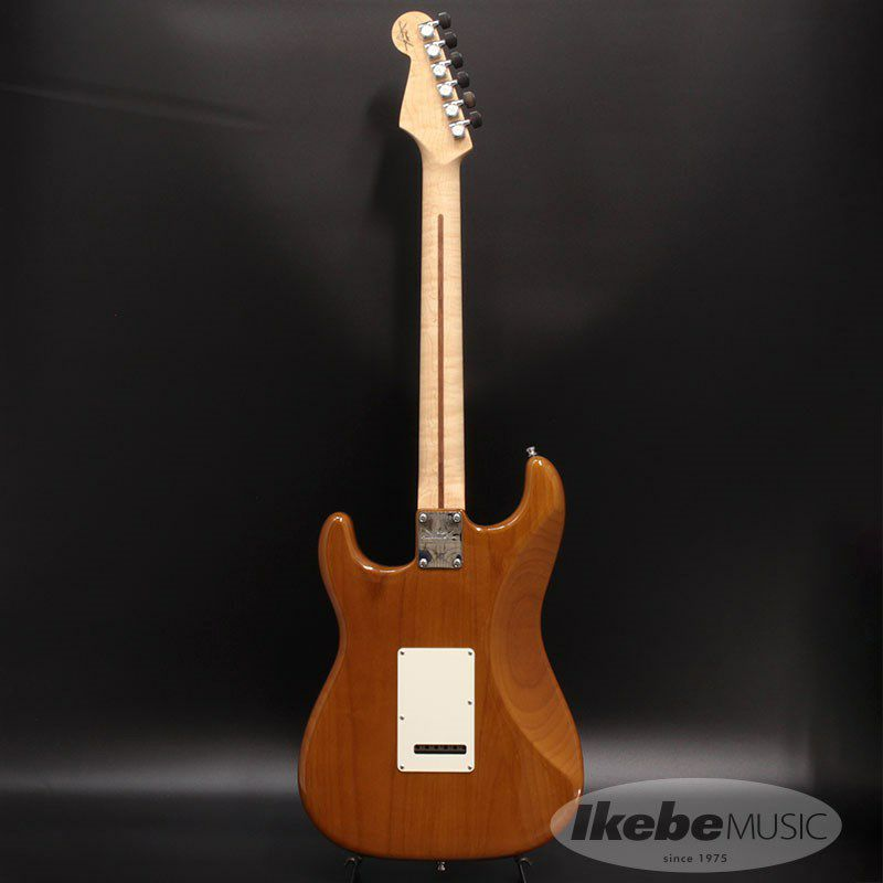 2014 Limited Edition Spalted Maple Top Artisan Stratocaster Buckeye Mod.【中古品】_3