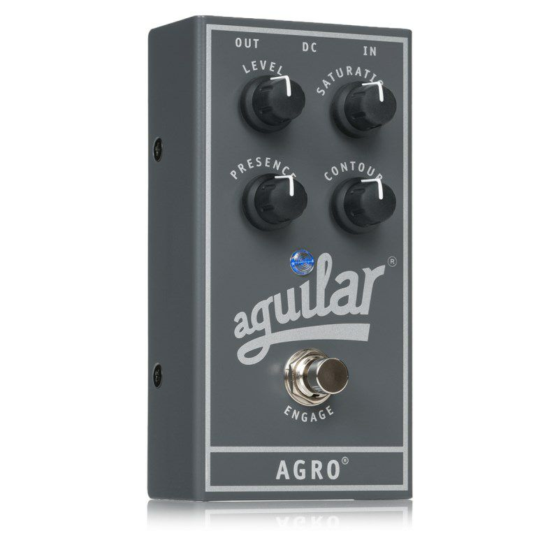 AGRO [Bass Overdrive Pedal]_1