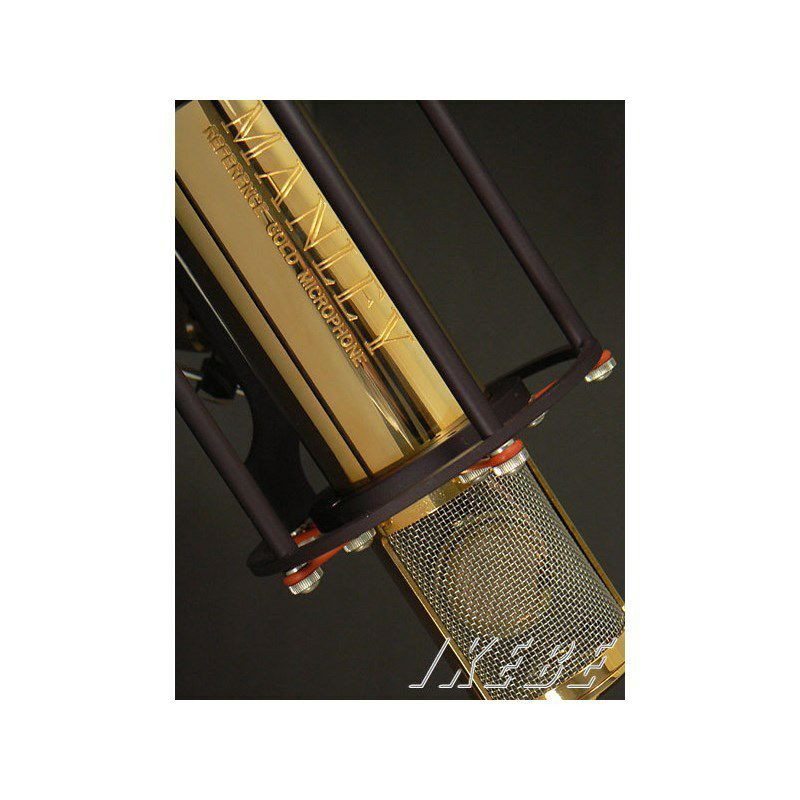 Reference Gold Microphone【国内正規品】【受注発注品・納期別途ご案内】_9