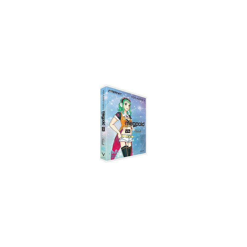 VOCALOID4 Library Megpoid V4 Adult_1