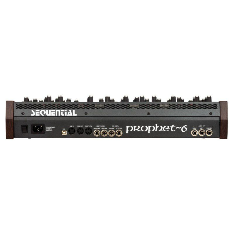 SEQUENTIAL Prophet-6 Module 【お取り寄せ商品】_6