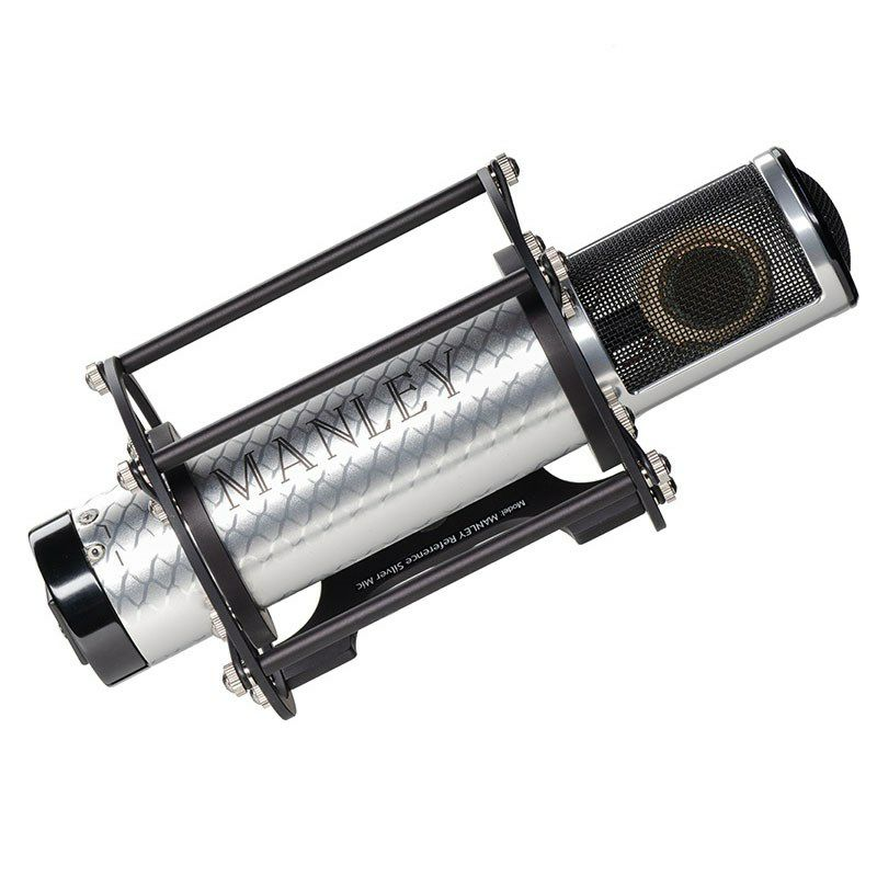 Reference Silver Microphone【国内正規品】【お取り寄せ商品】_1