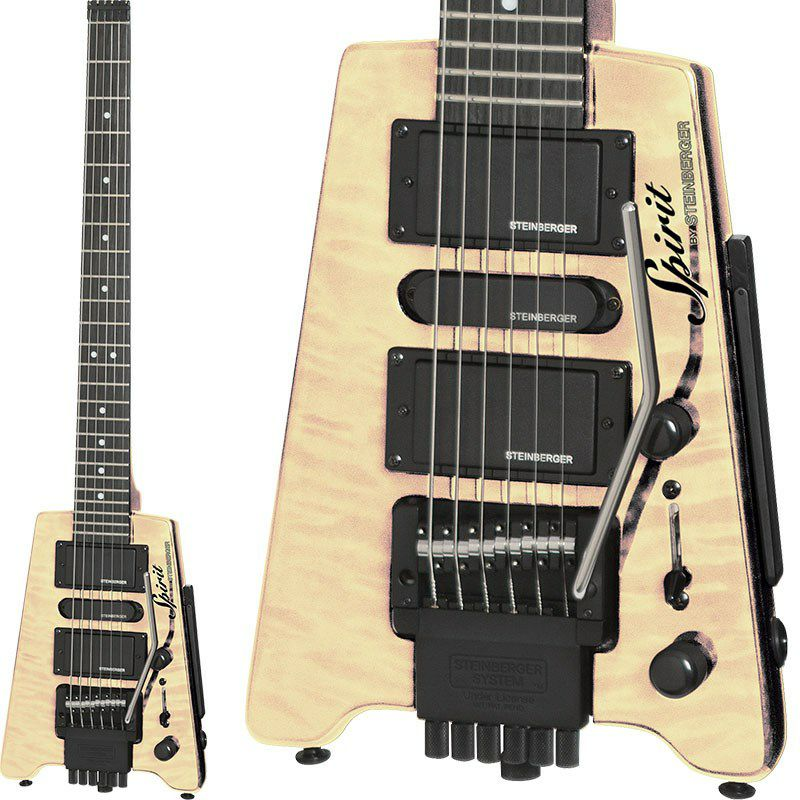 "Spirit GT-PRO ""QUILT TOP"" DELUXE (NA/Natural)_1"