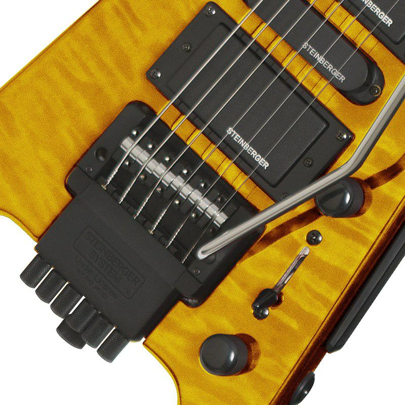 "Spirit GT-PRO ""QUILT TOP"" DELUXE (TA/Trans Amber)_2"